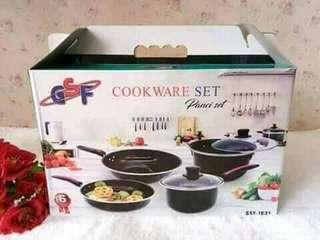 Cookware set gsf