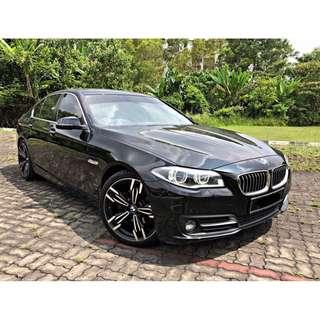 BMW F10 520i LCi New Facelift CONTINUE LOAN