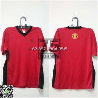 Manchester United Official Merchandise MU4LIFE Adult Small