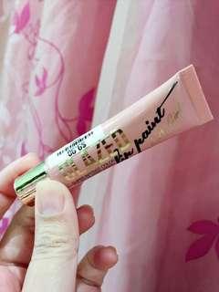 Nude lip paint