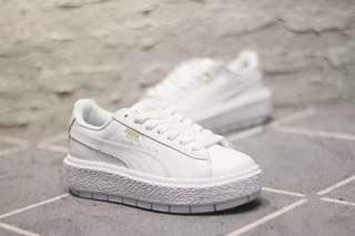 Puma Suede Platform Trance Sneakers