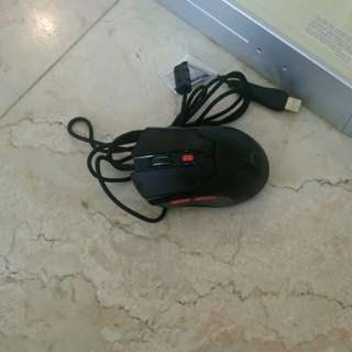 Gaming mouse ghost