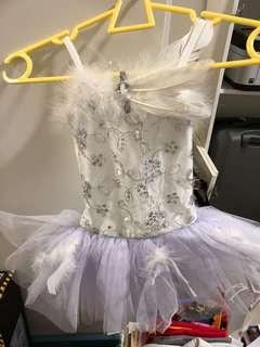 Ballerina leotard tutu