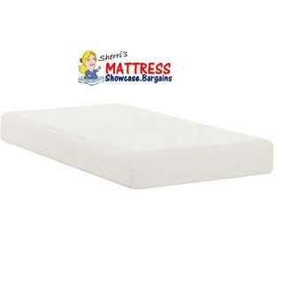 Mattress memory foam 6 inch twin