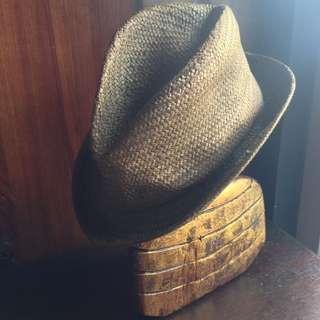 Authentic Zara Straw Hat