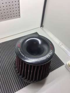 Apexi air filter original halfcut from japan