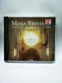 Missa Brevis (The Symphonic Band and Choir of The Lemmens Conservatory)