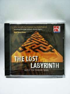 The Lost Labyrinth (Music for Fanfare Band)