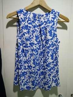 Dorothy Perkins Printed Sleeveless Blouse