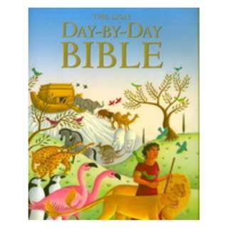 The Lion Day-by-Day Bible – Hardcover