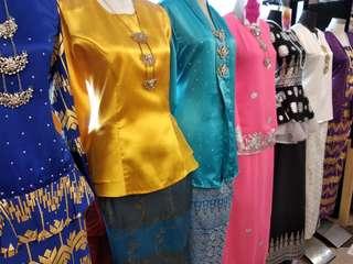 Eid 2018 Latest Collection: Baju Kurung, Kebaya moden & Dubai Arbaya For Sale!!!