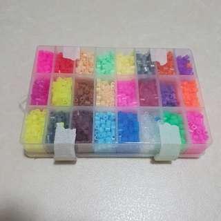Pyssla Beads 5mm (Set B)