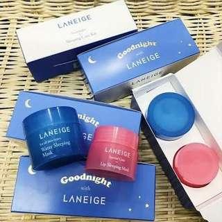LANEIGE Good Night GoodNight Sleeping Care Kit (2 items)