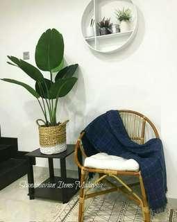 Trendy Rattan Armchair