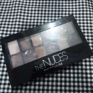 THE NUDES PALLETE