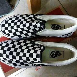 Vans checkerboard classic