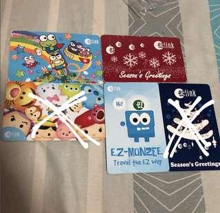 Ezlink Cards 🌸