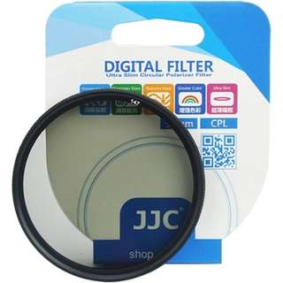 JJC F-CPL Ultra-Thin Circular Polarizer Filter (φ67mm) - F-CPL67