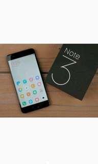 Xiaomi Mi Note 3 Black 6GB/64GB Kredit Cepat