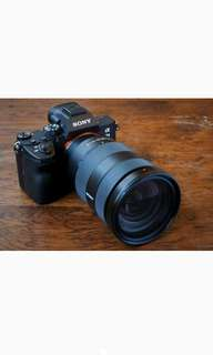 Sony Alpha A7 II Kit 85mm F/1.8 Kamera Mirrorless
