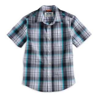 8-20男孩襯衫也有加大尺寸