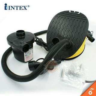 INTEX INFLATABLE AIR BED ACCESSORIES ELECTRIC AIR PUMP 220v