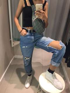 H&M Hw ripped jeans