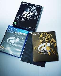 PS4 Gran Turismo