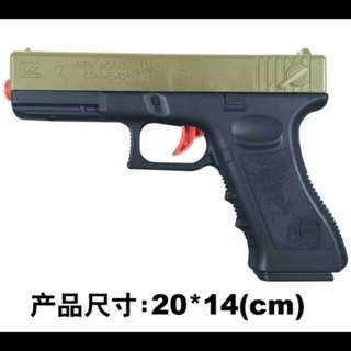 Mainan pistol glock