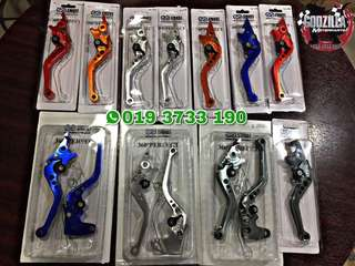 Brake lever & clutch lever alloy Universal Apido design