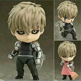 (Pre-Order) Nendroids One Punch-Man Genos KO Action Figure