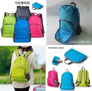 Foldable Back Pack
