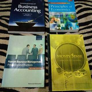 Human resources & Business accounting