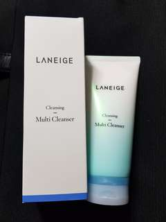 New 180ml Laneige Multi Cleanser