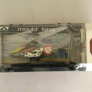 Mould king 遙控直升機