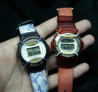 Baby G Casio Authentic