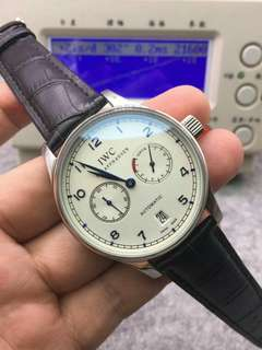 New IWC design