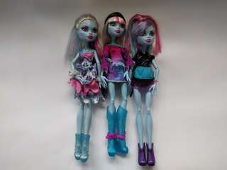 Monster high Abbey doll