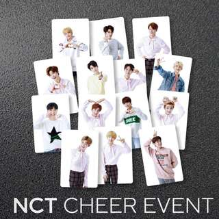 <Taking Requests> (Quite Rare) NCT Entrance Exam Photocards