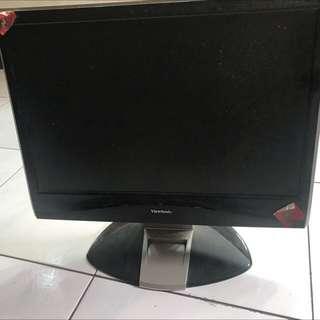 🚚 電腦螢幕view sonic vx2235wm