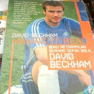 David Beckham, Making It Real