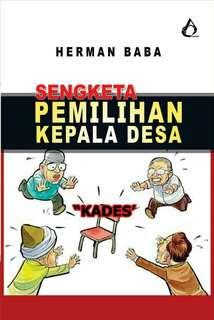 Buku Sengketa Pemilihan Kepala Desa