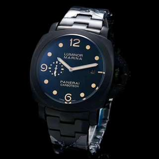 New Panerai Steel