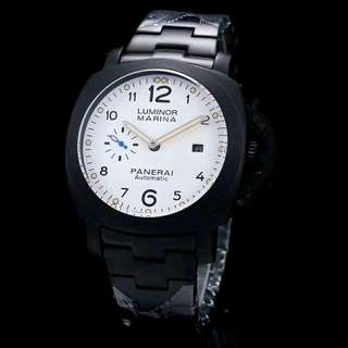 New Panerai Steel White Colour