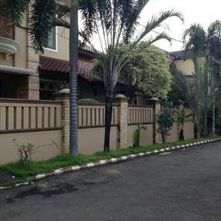 Rumah mewah terawat di Jakarta selatan