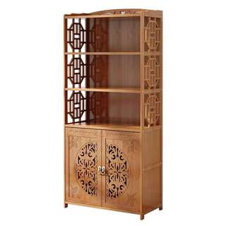Solid Bamboo Cabinet