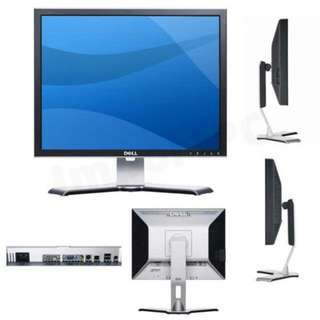 Dell Monitors (Read Full Listing Properly)