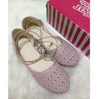 Sugar kids Pink Ballerina Shoe for kids Size USA 4 / EUR 35