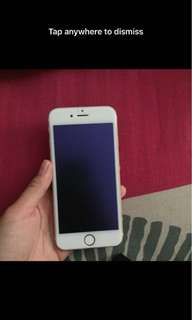 Iphone 6s MYset 128gb