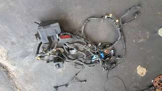 Wiring Harness Ford Fiesta 1.6S